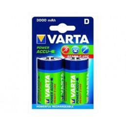 VARTA PILE MONO-D 1.2V 3000MH HR20-2PCES