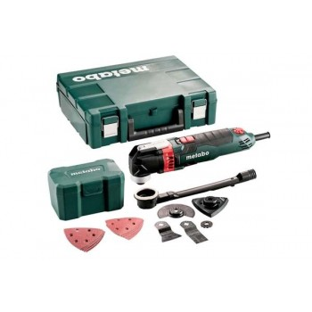 Metabo(18) MT 400 Quick Multitool Met extra access