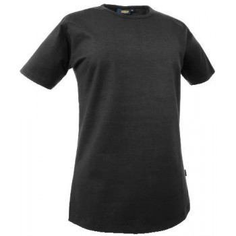 BK(17) T-Shirt femme L Blanc