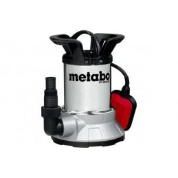 Metabo(17) TPF 6600 SN Pomp immergée à aspiration