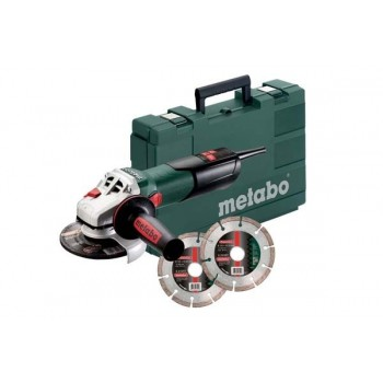 Metabo(17) W 9-125 Quick Set Meuleuse d'angle Koff