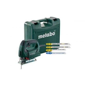 Metabo(17) STEB 70 Quick Scie sauteuse Koffer - Co
