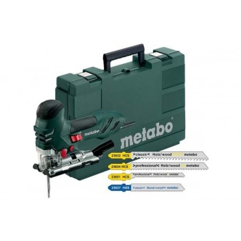 Metabo(17) STE 140 Plus Scie sauteuse Koffer - Cof