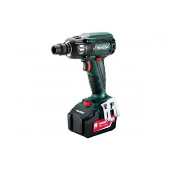 Metabo(17) SSW 18 LTX 400 BL 18v Li 18v 2x5,2Ah AS
