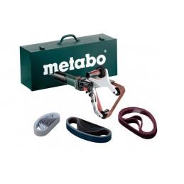 Metabo(17) RBE 15-180 Set * Rondbandschuurm Meuleu