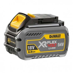 DEWALT (16) DCB546-XJ XR FLEXVOLT Batterie - 6,0Ah