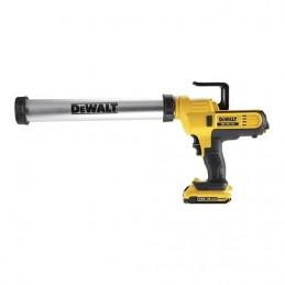 Dewalt(16) DCE580D1-QW Pistolet à mastic 18V XR tu