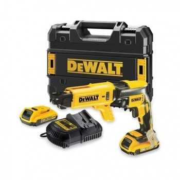 Dewalt(16) DCF620P2K-QW 18V XR Visseuse à ruban en