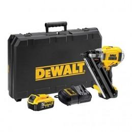 Dewalt(16) DCN692P2-QW Cloueur de charpente 18V XR