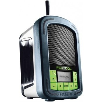 FESTOOL Construction site RADIO SYSROCK, BR10 Radios
