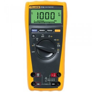 FLUKE 77 IV INDUSTRIAL MULTIMETER, 1000 V Electricity