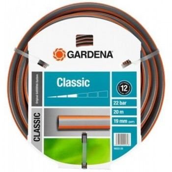 GARDENA CLASSIC HOSE 19 mm (3-4) - 20M Outside