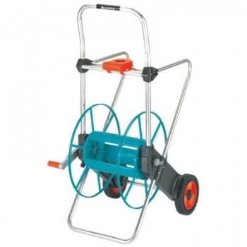GARDENA 2674-20 Metal Hose Trolley 100 Outside