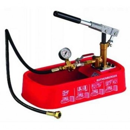 Rothenberger RP 30 POMPE D'EPREUVE 5 LITRES Testing Pumps
