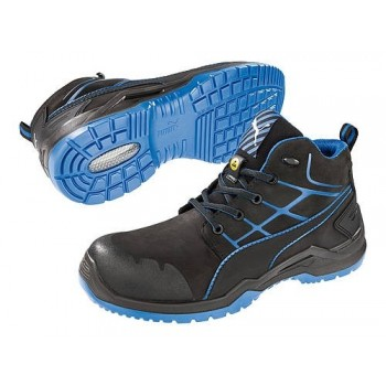 PUMA KRYPTON BLUE MID S3 BLUE MID Safety Shoes