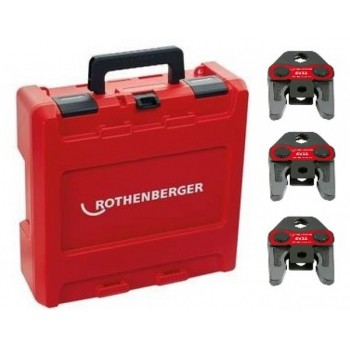 ROTHENBERGER - Standard M15-22-28mm Jaw Set Crimping machine accessories