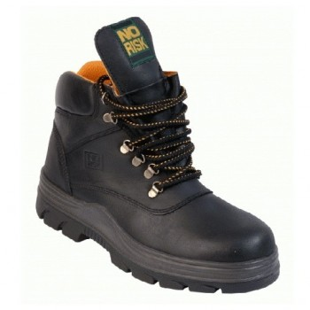 NO RISK NEBRASKA HIGH S3 Safety Shoes