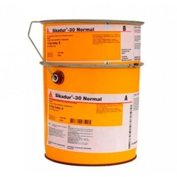 SIKA 74533 Sikadur-30 (AB) - 6kg Adhesives and silicones