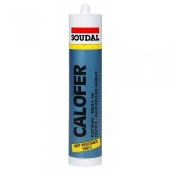 SOUDAL CALOFER 310ML Adhesives and silicones