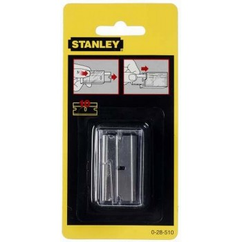 STANLEY 0-28-510 x10 Replacement blades (for 28-50 Accessories for knives and cutters