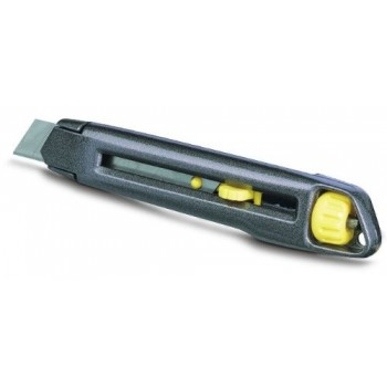 STANLEY 1-10-018 INTERLOCK KNIFE S-OFF BL 18MM BOX Knives and cutters
