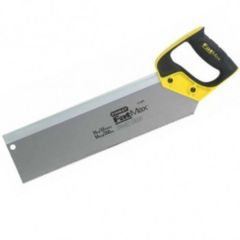 STANLEY 2-17-201 14 FATMAX BACK SAW 11TPI JETCUT H Hand tools