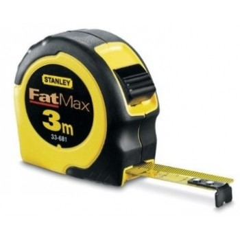 STANLEY 2-33-681 3M FATMAX TAPE BLISTER PACK Hand tools