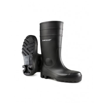 PROTOMASTOR DUNLOP BLACK BOOTS S5 Workwear