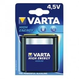 VARTA 4912 3LR12 4.5V blister 1 pce Batteries, chargers