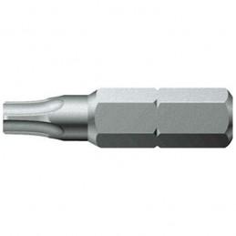 Wera 867-1 Z TORX® BO Bits TX 20x25 Torx-Resitorx