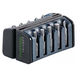 Festool 496936 twinBOX BB-MIXJeux de mèches