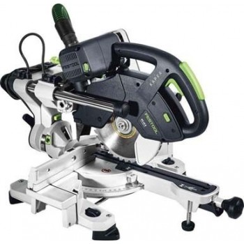 Festool 561728 KS 60 E-SET 230VCompound Miter Saw Compound Miter Saws