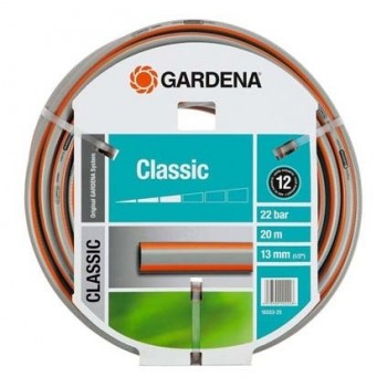 GARDENA CLASSIC HOSE 13 mm (1-2) - 20M Outside