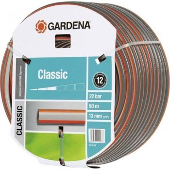 GARDENA 18010-20 Classic Hose 13 mm (1-2) - 50 M Outside