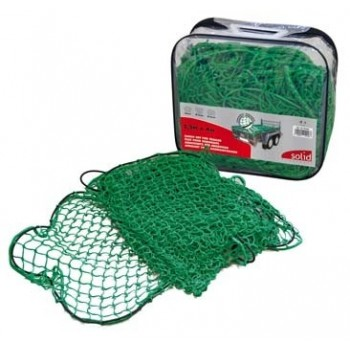 SOLID JK 763400 Cargo net for trailer 2,5 m x 4 Ropes