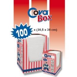 COVA BOX 100 CLOTH Sponges and tea towels