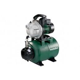 Metabo HWW 3300-25 G Supresseur avec réservoirPompes à eau
