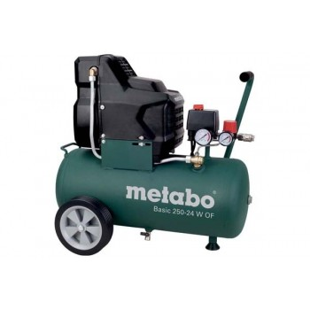 Metabo Basic 250-24 W OF Compresseur Basic OliMachines