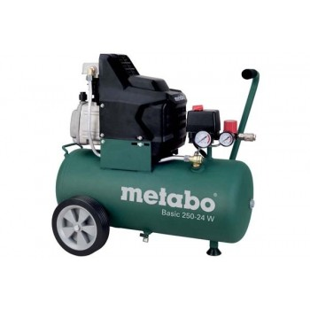 Metabo Basic 250-24 W Compresseur BasicMachines