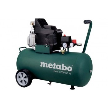 Metabo Basic 250-50 W Compresseur BasicMachines