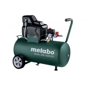 Metabo Basic 250-50 W OF Compresseur Basic OliMachines