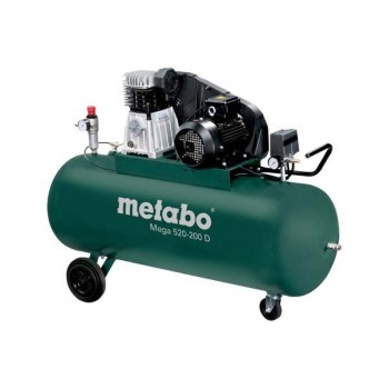 Metabo Mega 520-200 D Machines