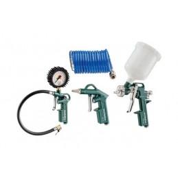 Metabo LPZ 4 Set Compressed air accessories