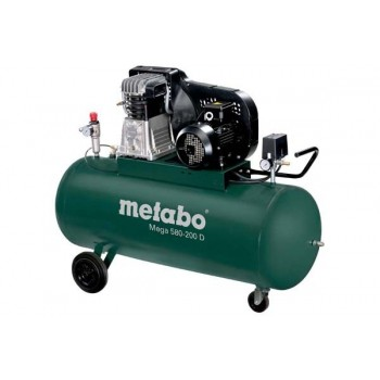 Metabo Mega 580-200 D Machines