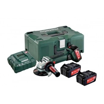 Metabo W 18 LTX 125 Quick 18v 125 mm