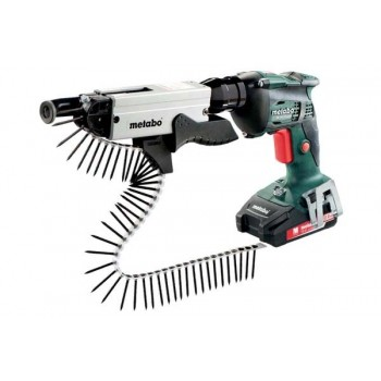Metabo SE 18 LTX 4000 + Mag 18v Drywall screwdrivers