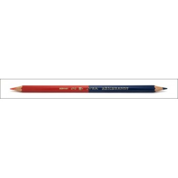 LYRA Pencil red-blue 6.25mm