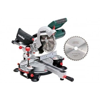 METABO 690827000 - Radial Miter Saw 1500 W 216 mm Compound Miter Saws