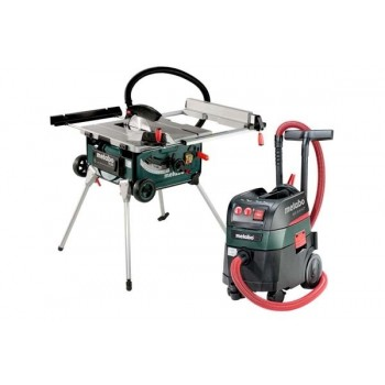 Metabo SET TS 254 + ASR 35 M ACP Table saws