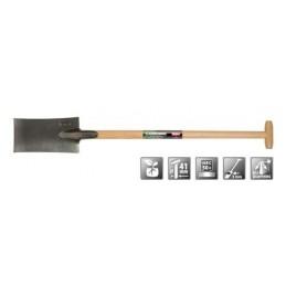 POLET Garden spade 320-160-3 MA-T 95 cm Planting spades and shovels